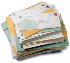 Wading through mail